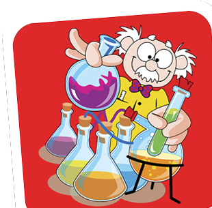 Nutty Scientsts Science Theme